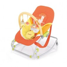 Крісло-гойдалка Brevi Baby Rocker Soft Toy