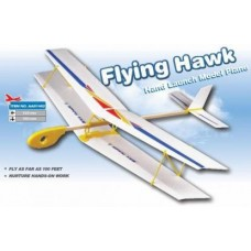 Планер (біплан) метальний ZT Model Sky Hawk II 420мм