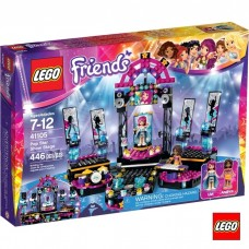 LEGO Friends Поп-зірка на сцені 41105