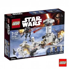 LEGO Star Wars TM Конструктор Напад на Хот™ 75138