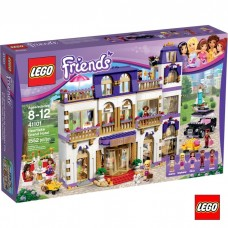 LEGO Friends Гранд-готель у Хартлейку 41101
